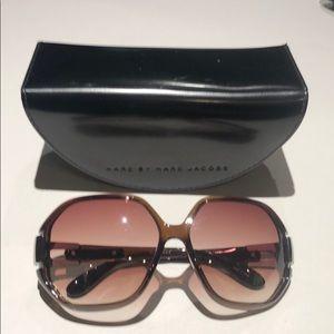 Marc Jacobs women's brown sunglasses MMJ 073 /S